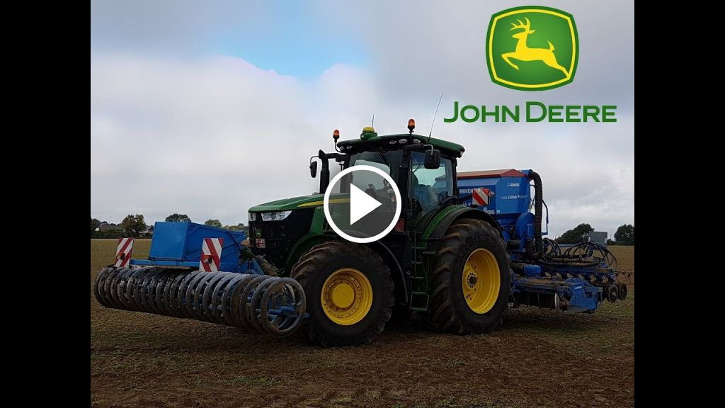 Wideo John Deere 7310R