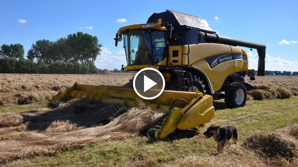 Video New Holland CX 880