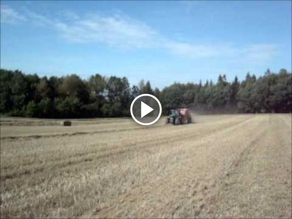 Wideo John Deere 8000 Serie