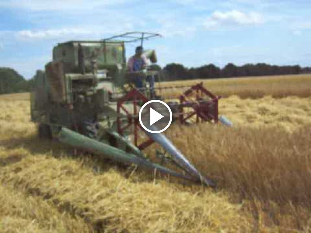 Video Claas Dorsmachine
