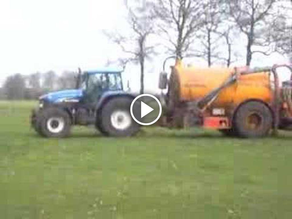 Vidéo New Holland 100/90