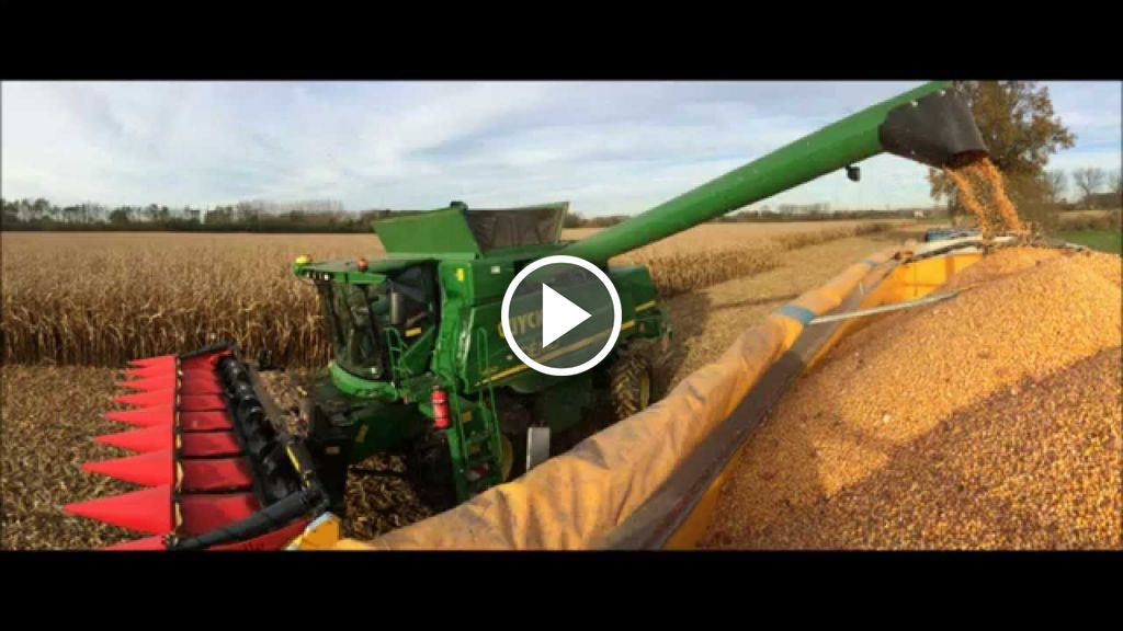 Video John Deere T 660