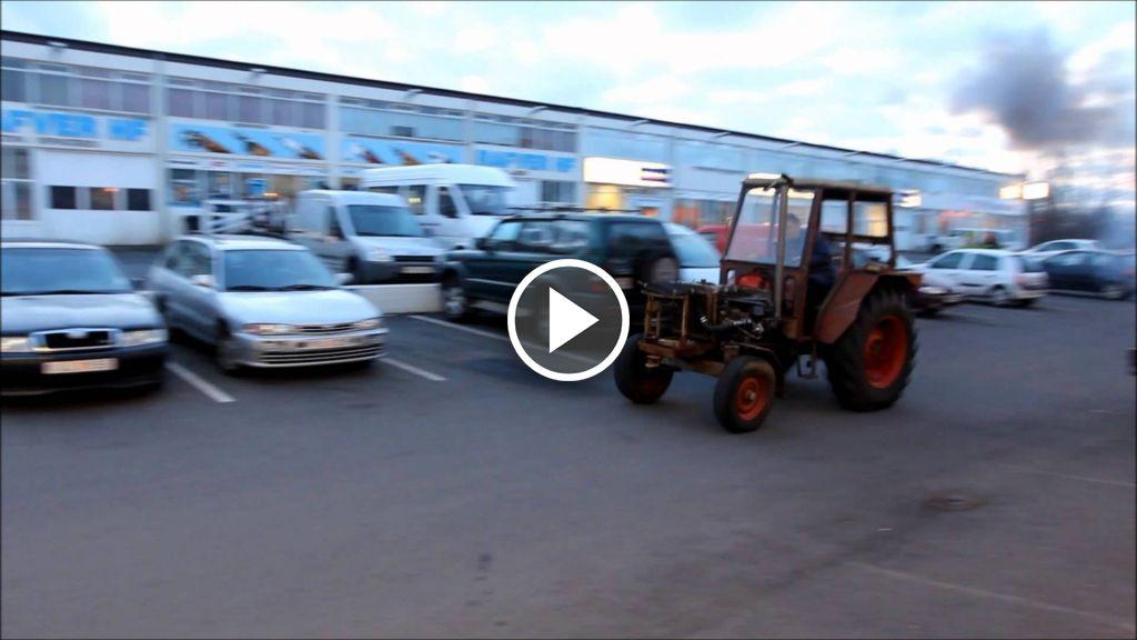 Video Zetor 4718