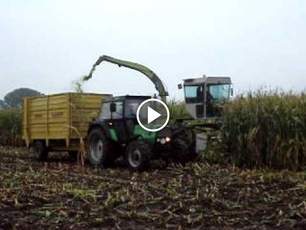 Video Deutz-Fahr DX