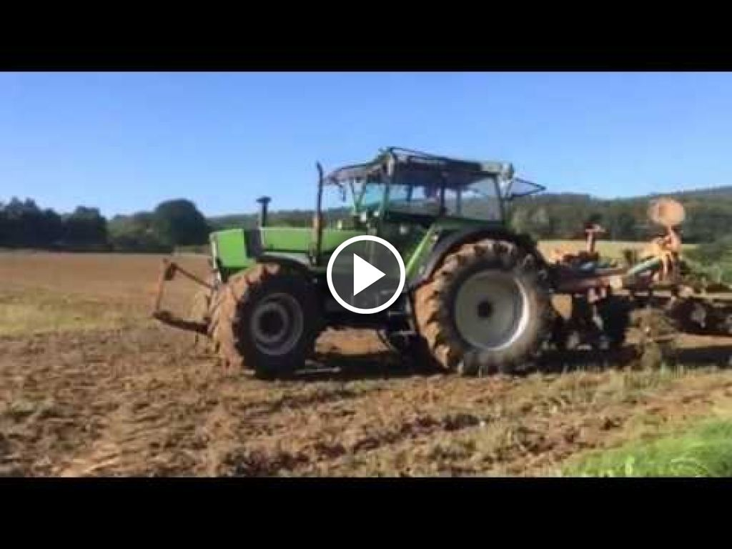 Video Deutz-Fahr DX 140