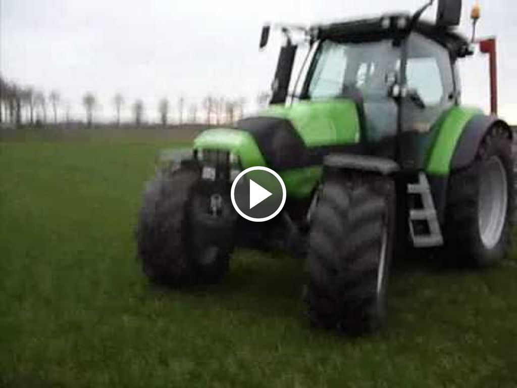 Video Deutz-Fahr Agrotron K 610