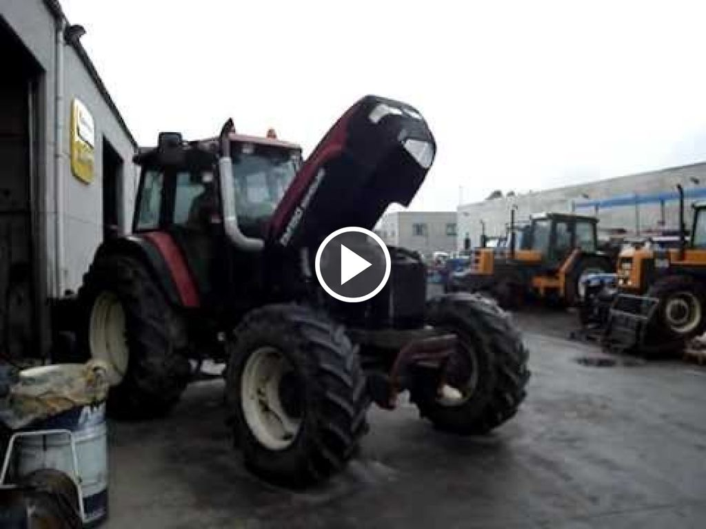 Video New Holland TM 150