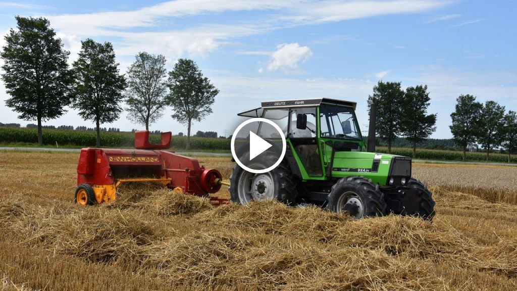 Wideo Deutz-Fahr DX 4.71