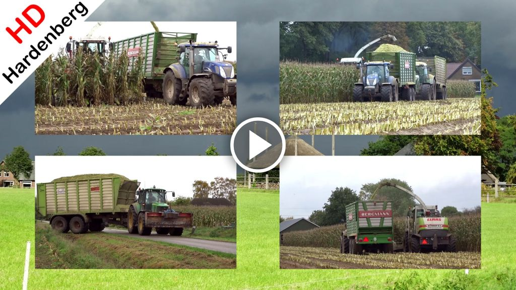 Video New Holland T 7-serie