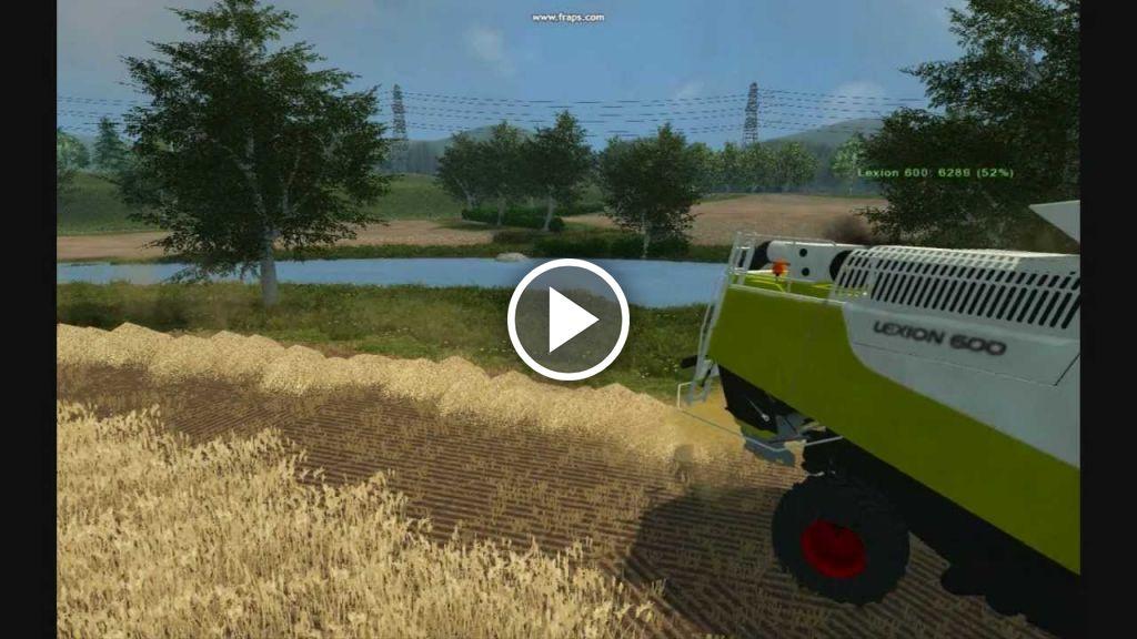 Video Farming Simulator Ford