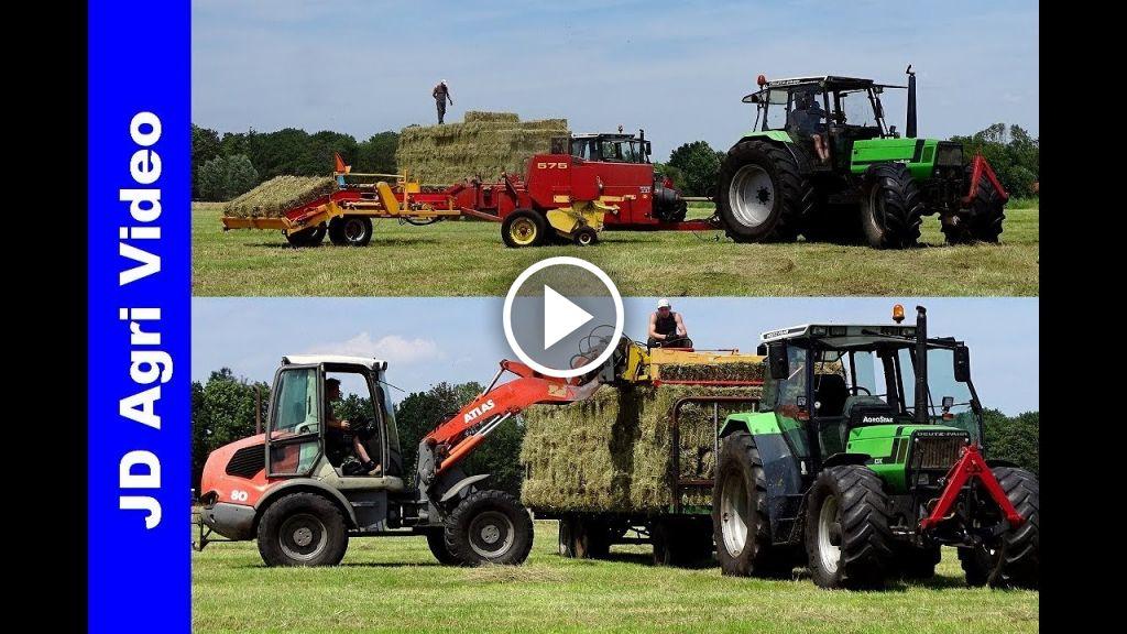 Video Deutz-Fahr Agroprima 6.06