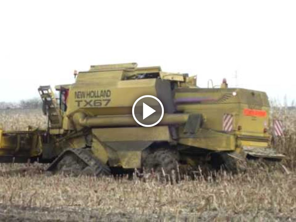 Video New Holland TX 67