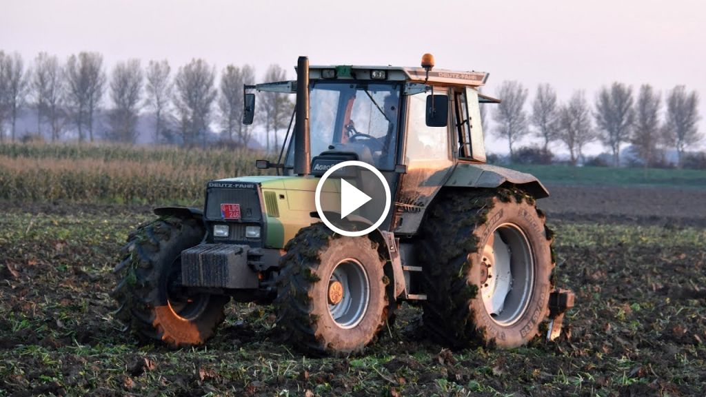 Video Deutz-Fahr Agrostar 6.11