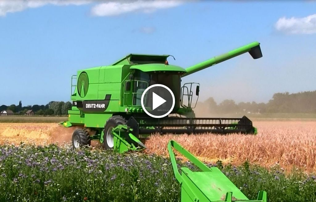Video Deutz-Fahr 5660 HTS