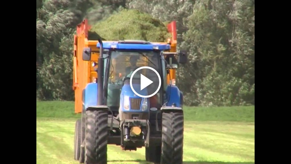 Video New Holland FX 375