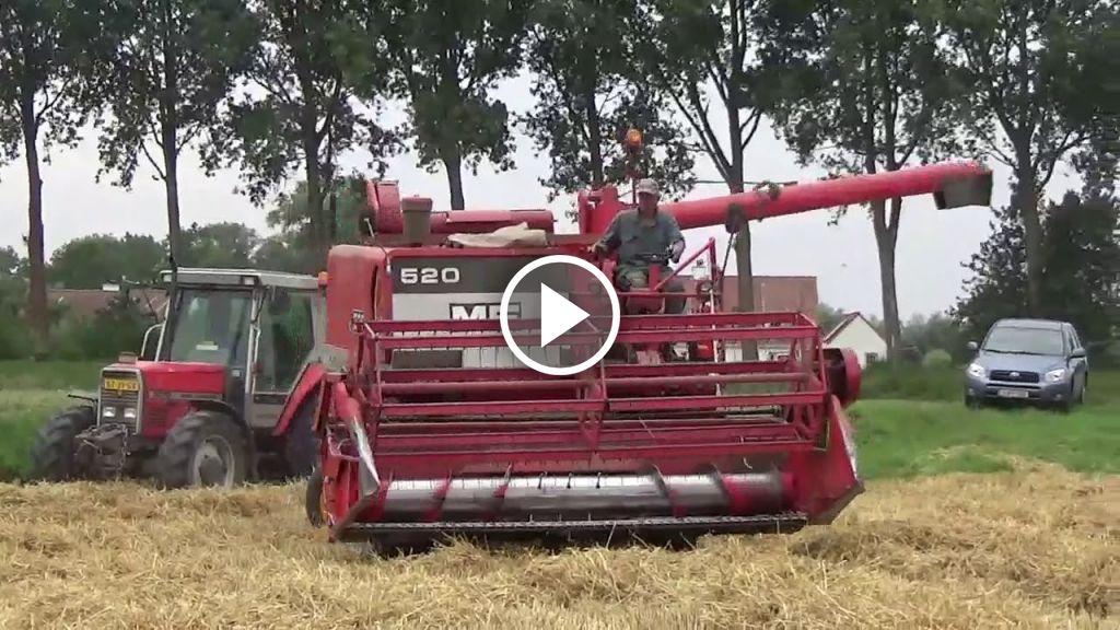 Vidéo Massey Ferguson 520