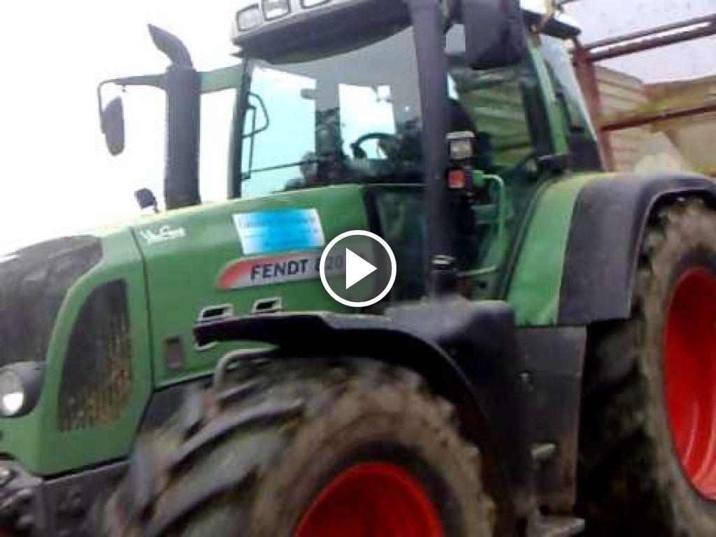 Wideo Fendt 820