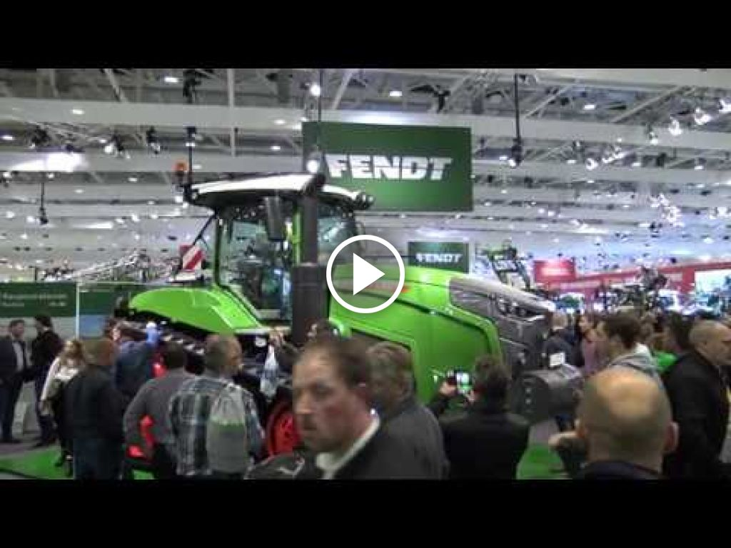 Video Fendt 1165MT