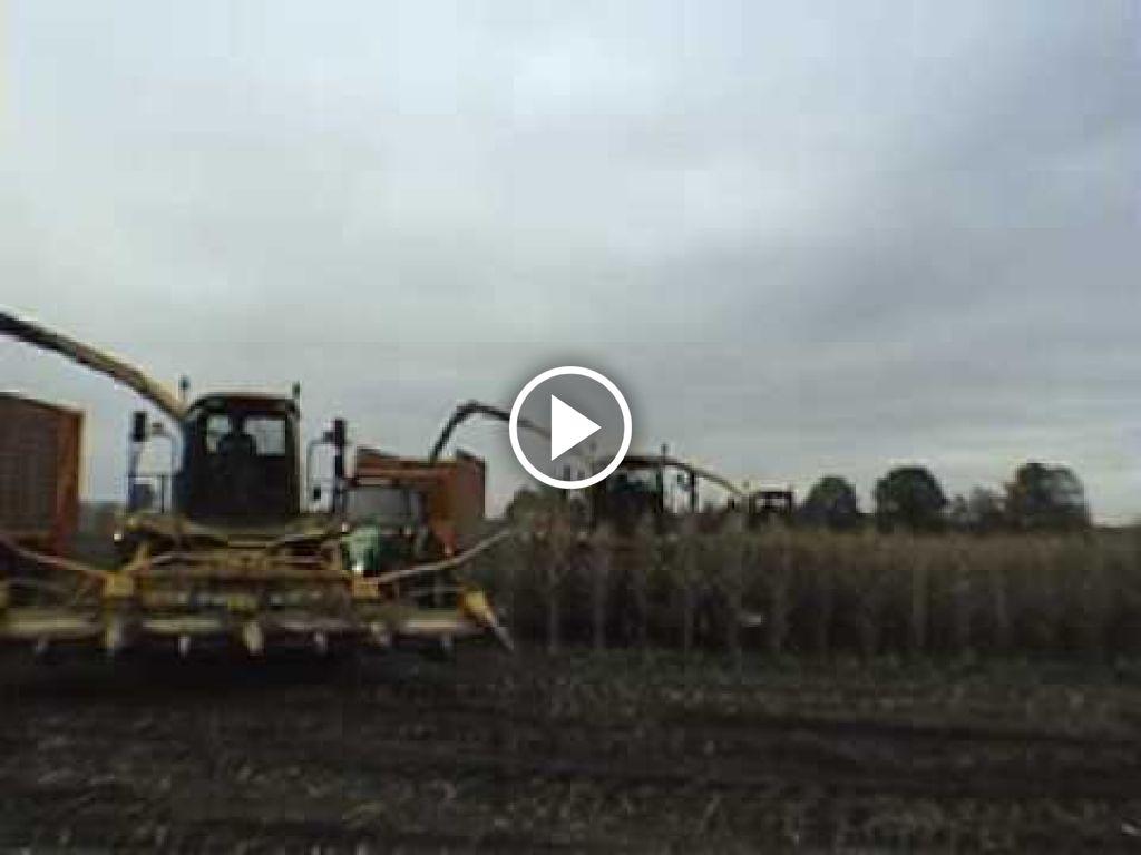 Video New Holland FX