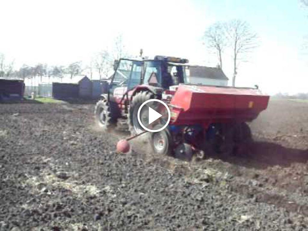 Vidéo Massey Ferguson 6170