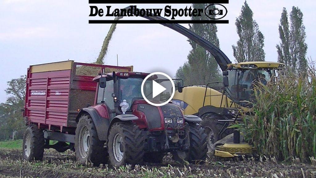 Video New Holland FR 600