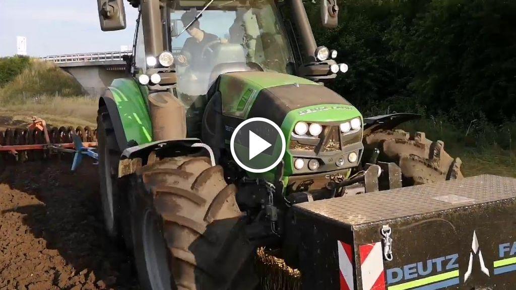 Video Deutz-Fahr Agrotron 6160 TTV