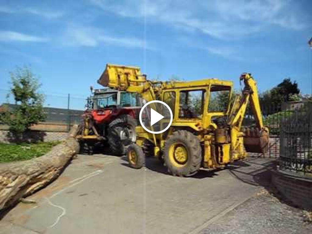 Vidéo Massey Ferguson 2640