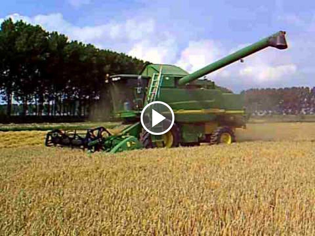 Video John Deere 9560 WTS