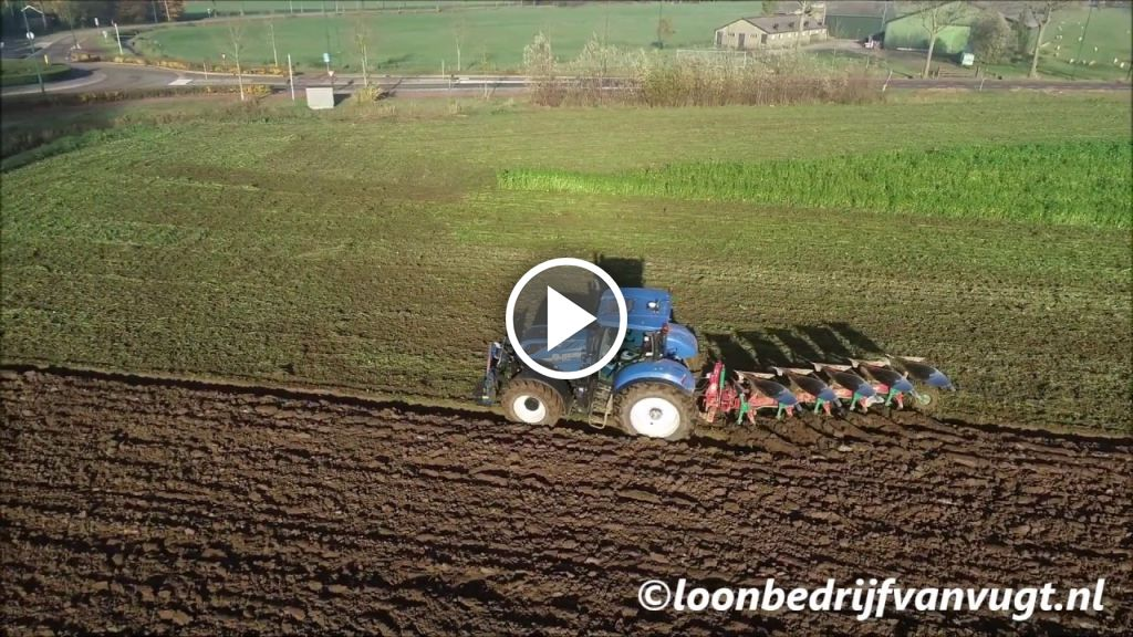 Video New Holland T 7.230