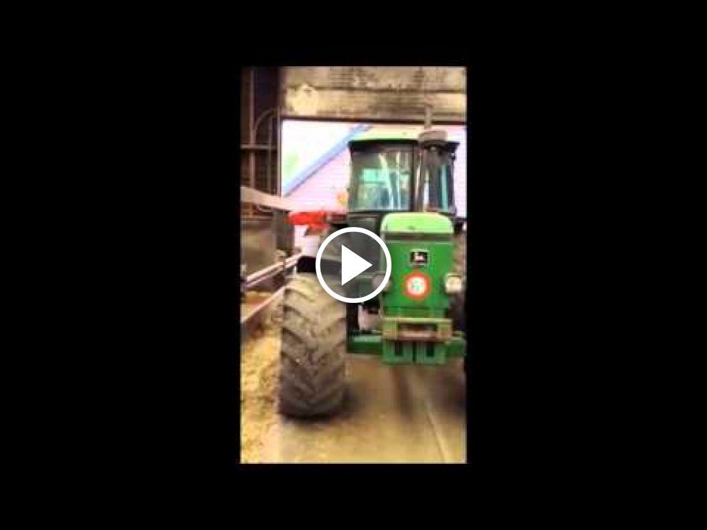 Wideo John Deere 3640