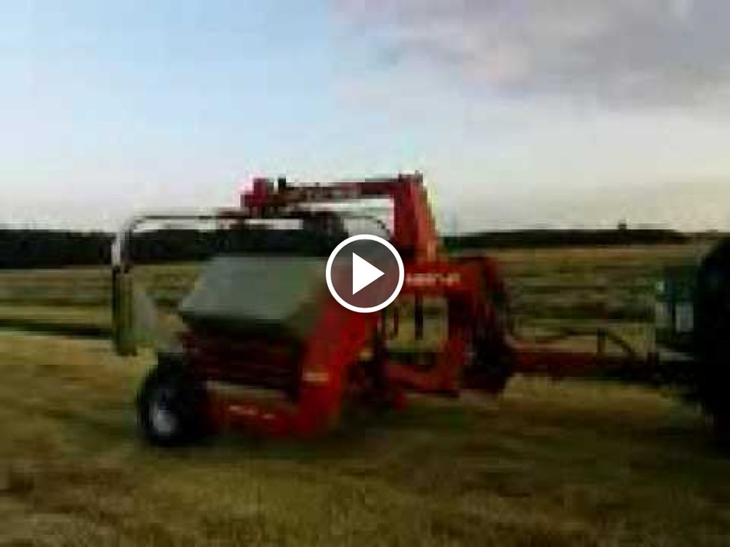 Video New Holland T 6080