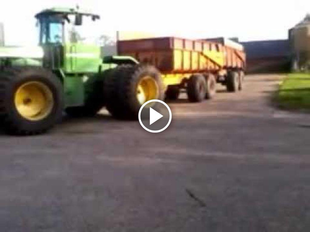 Video John Deere 8630