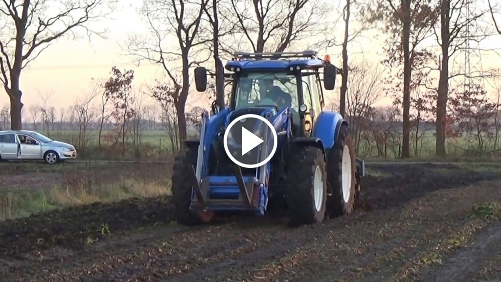 Video New Holland T 7.175