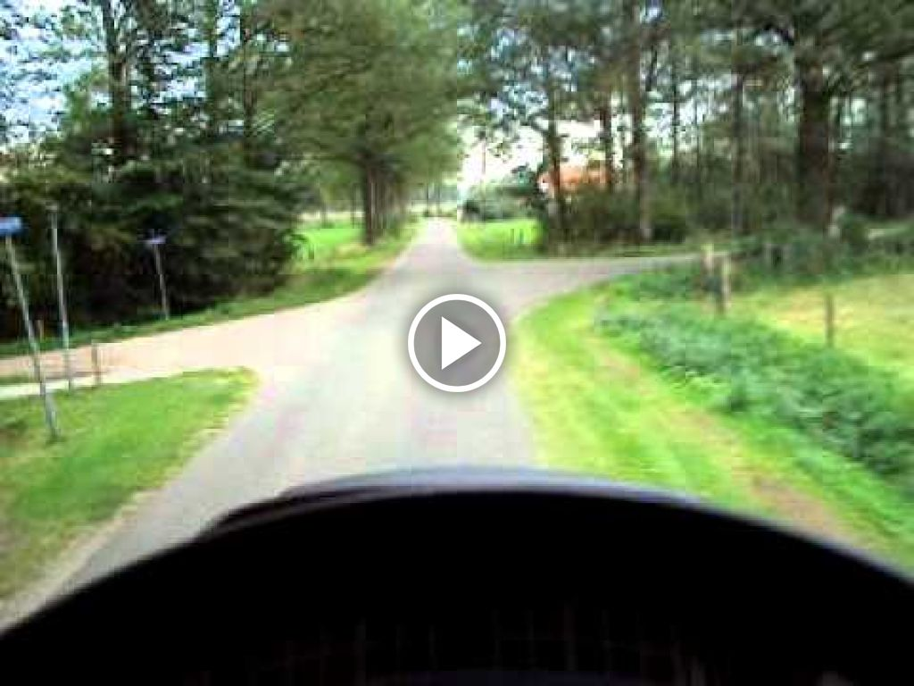 Vidéo Renault Ares 540 RX