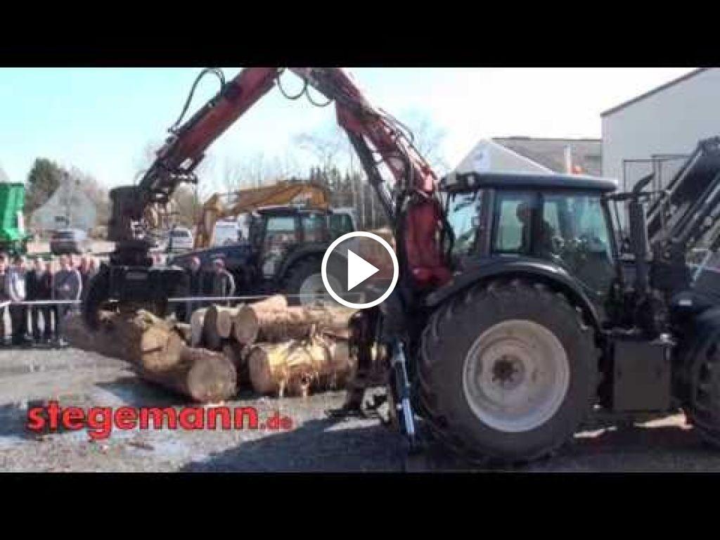 Video Valtra T182 Versu