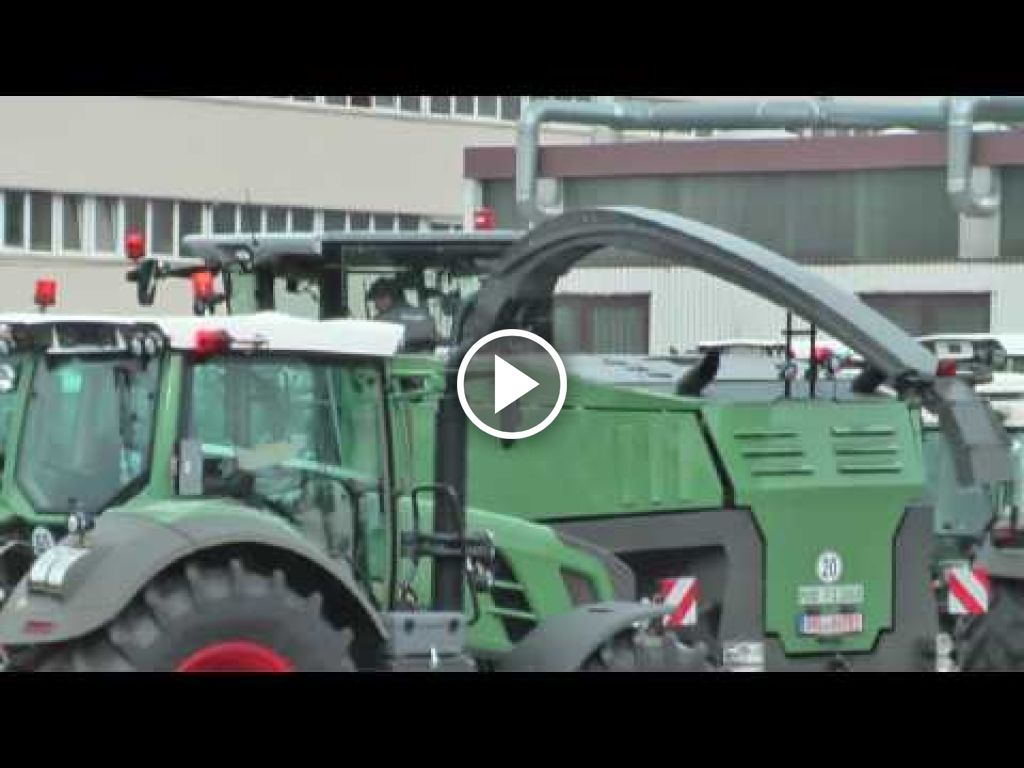 Video Fendt Hakselaar