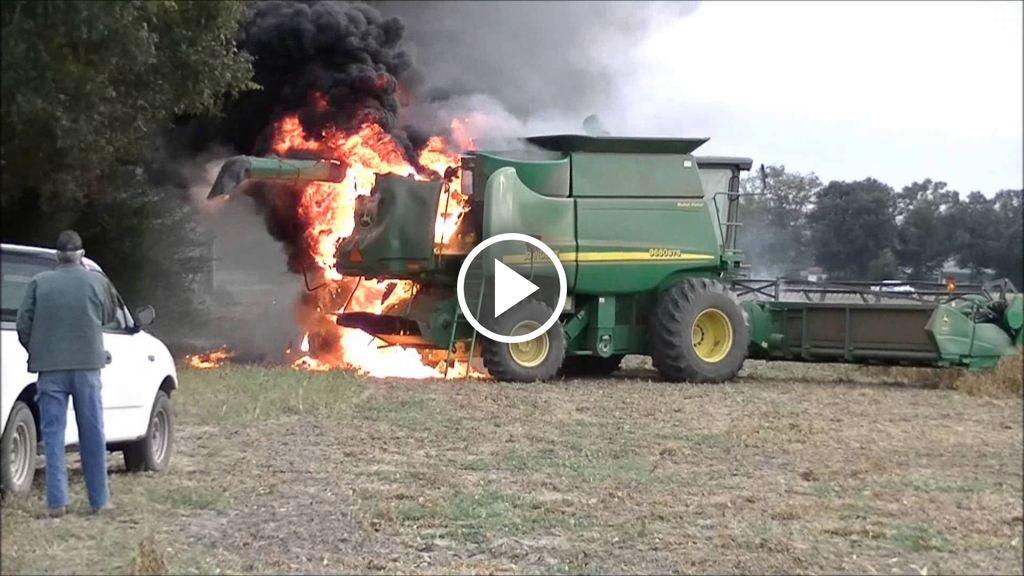 Video John Deere 9660STS