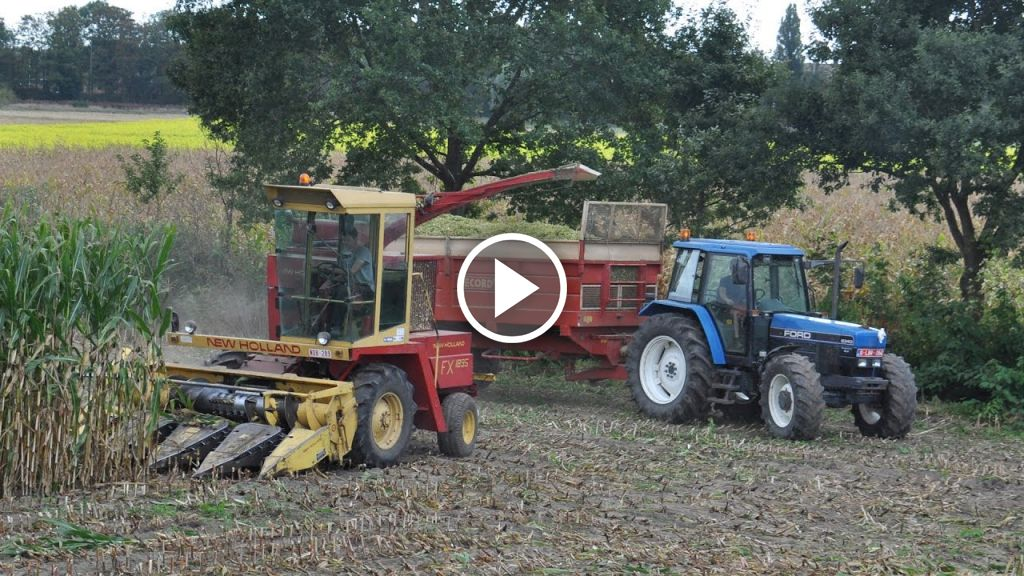 Video New Holland 1895