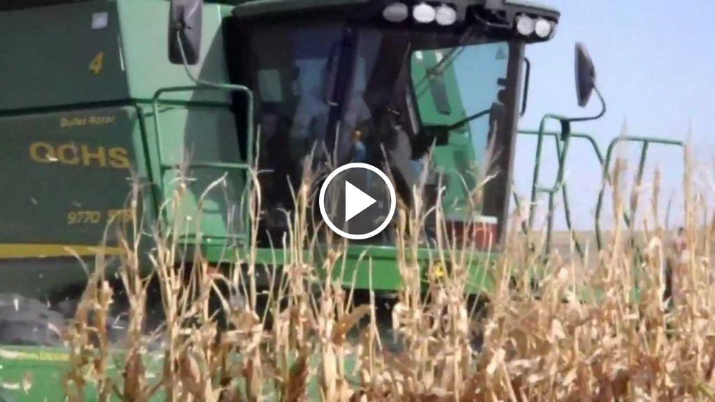 Wideo John Deere 9770 STS