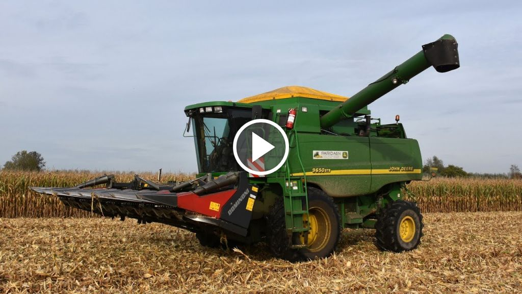 Video John Deere 9650