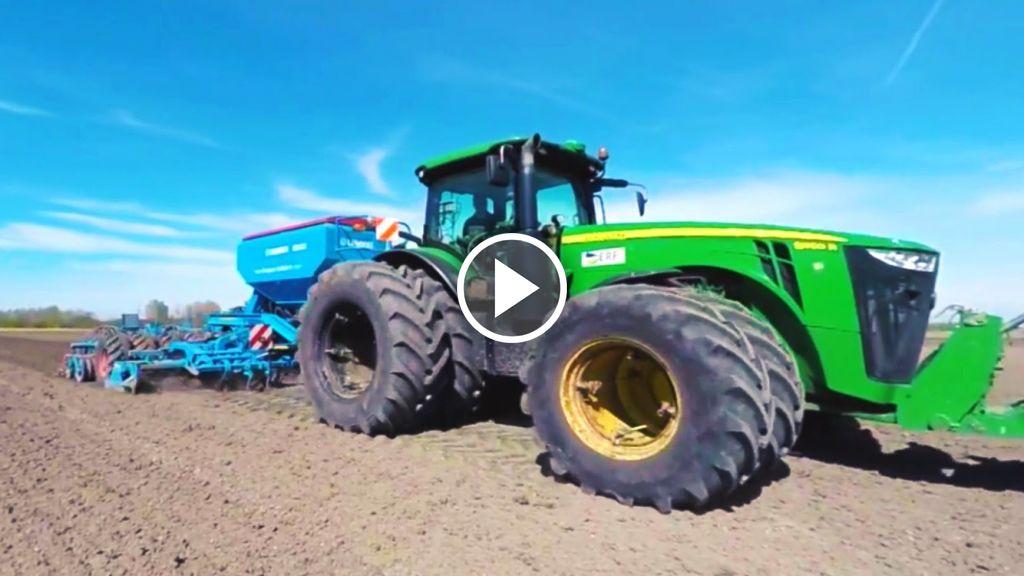 Wideo John Deere 8360R