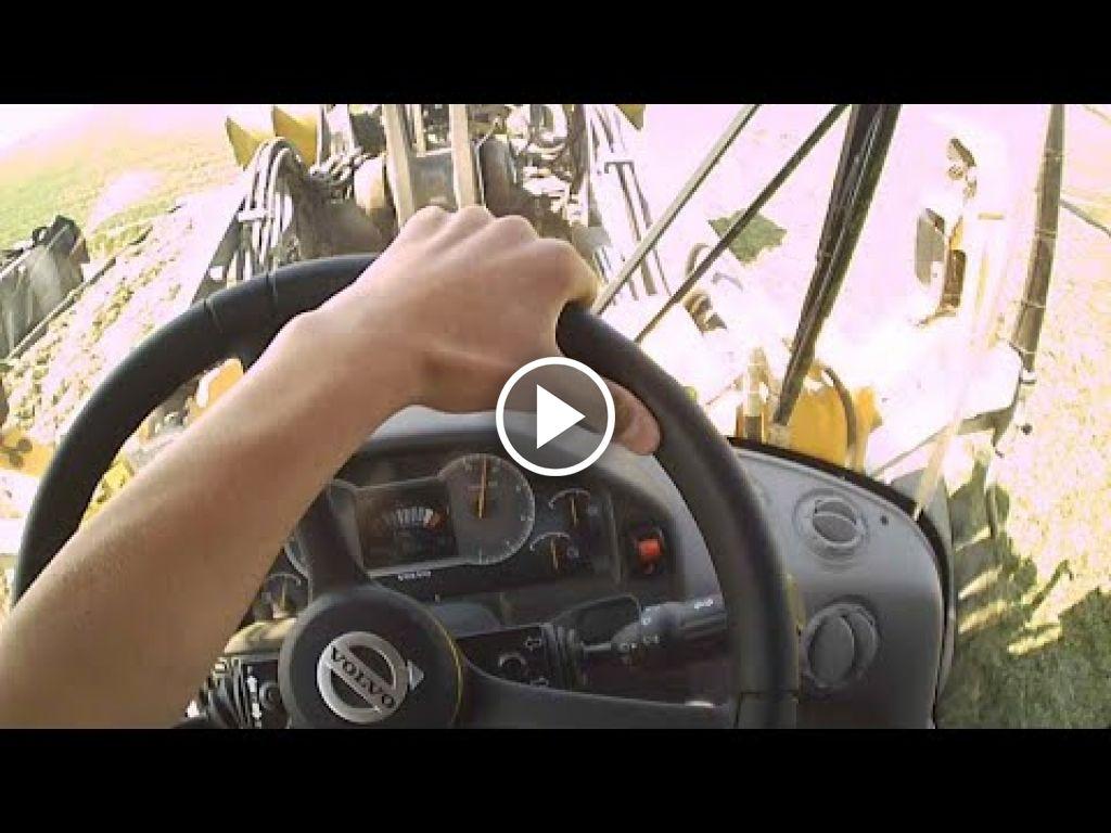 Video Volvo L70H