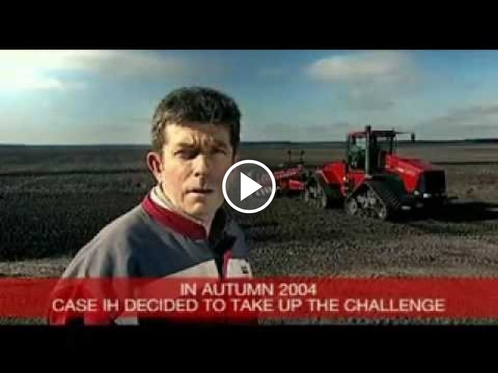 Video Case IH Steiger STX 500