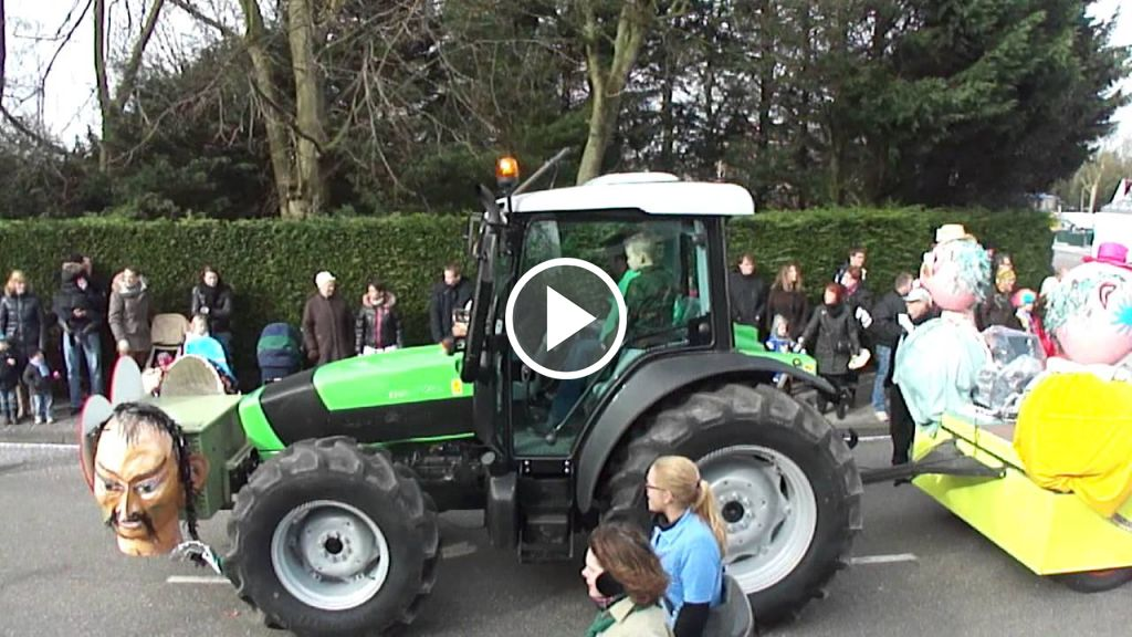 Video Deutz-Fahr Agrofarm TTV 430