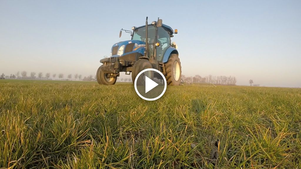 Video New Holland TD 5.65