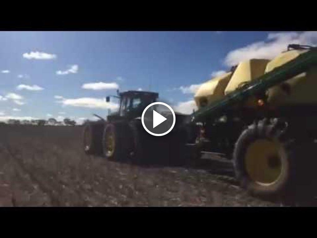 Wideo John Deere 9460R