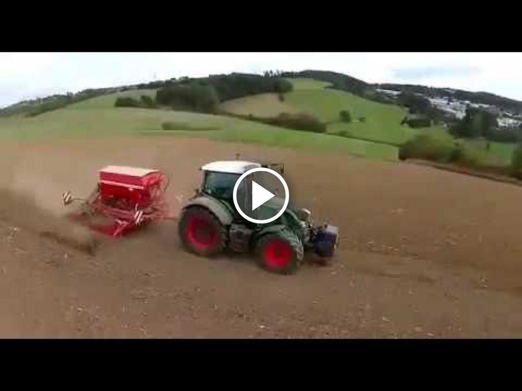 Wideo Fendt 512 Vario