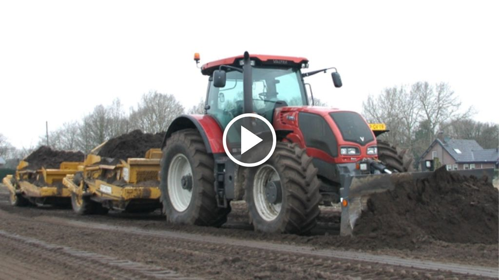 Video Valtra S352