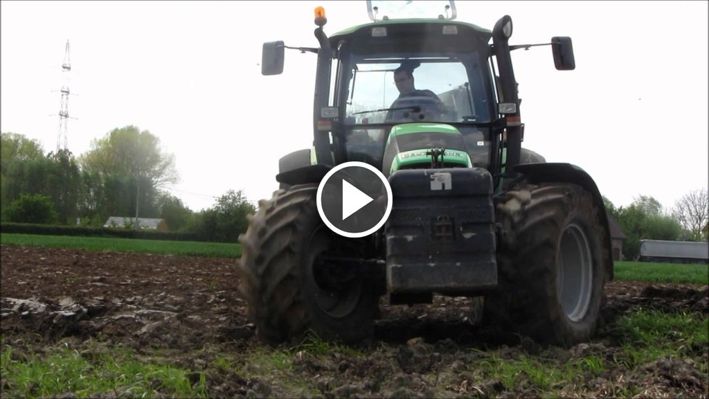 Video Deutz-Fahr Agrotron 165.7