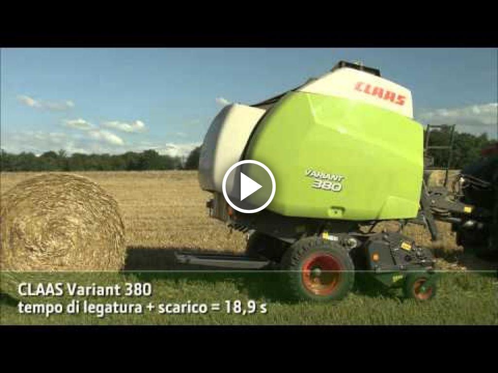 Wideo John Deere 990